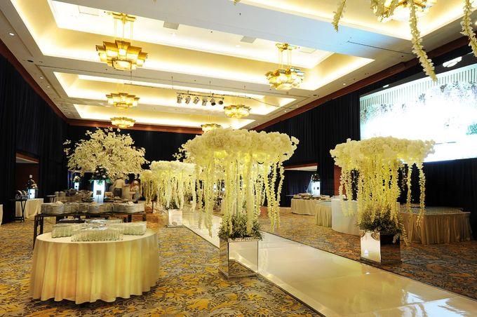 Wedding 2017 by Hotel Borobudur Jakarta - 012