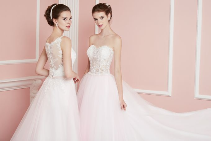 Pink & Audrey Wedding Collection by Digio Bridal - 007