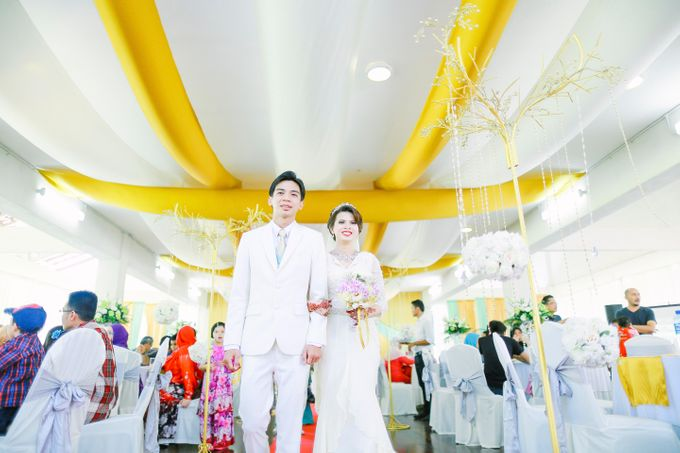NABILAH & AMIRUL by The Rafflesia Wedding & Portraiture - 008