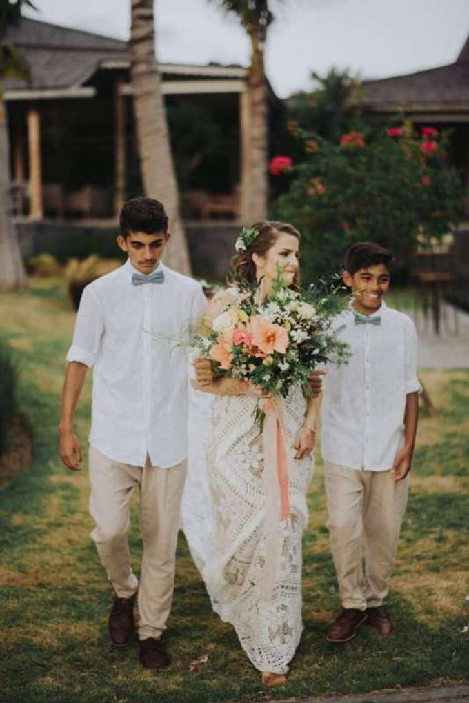 Candace & Farhan by baliVIP Wedding - 007