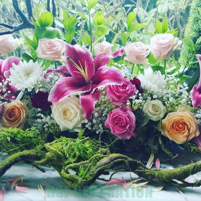 Dekorasi Ulang Tahun by Home Smile Florist - 007