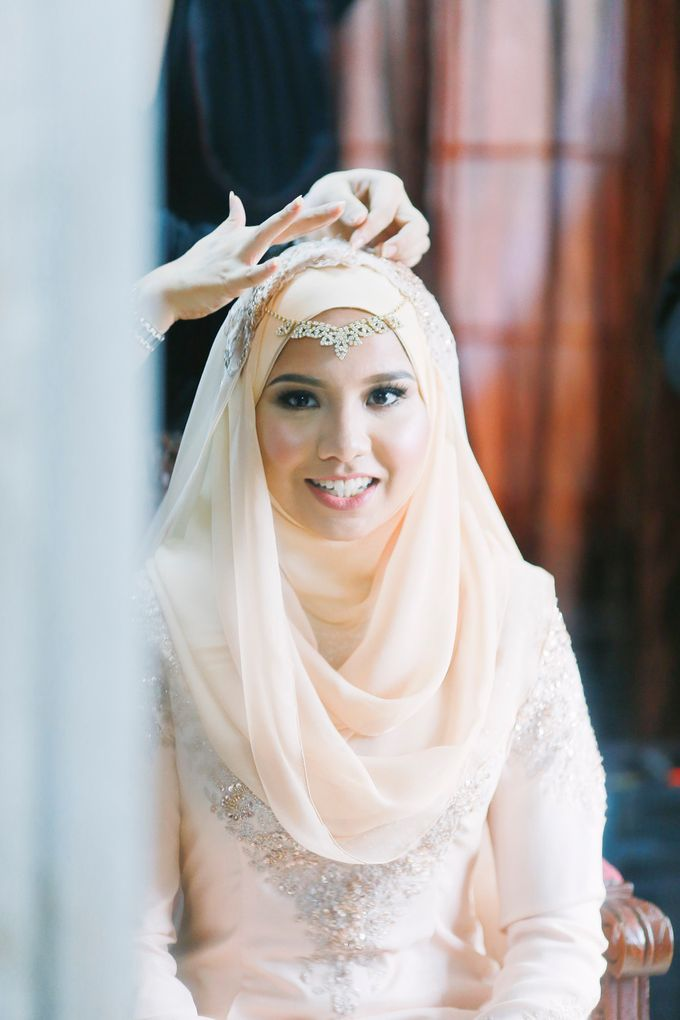 RAIHANA & MOHAMMAD by The Rafflesia Wedding & Portraiture - 007