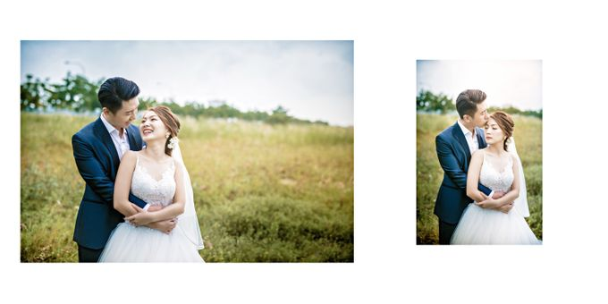 Winston & Serene by Yvonne Creative Bridal - 006