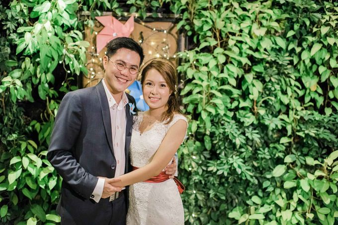 Wedding of Shane & Melissa @ Halia at Singapore Botanic Gardens by The Halia - 007