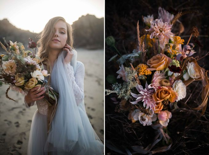 Sunset Bridal Inspiration by MYWONY - 007