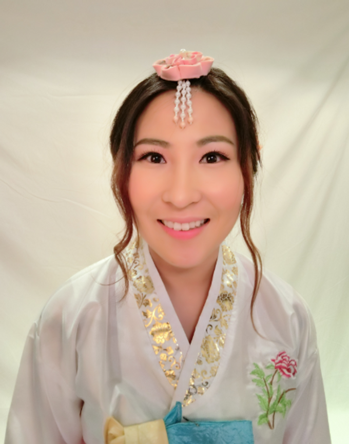 Modern Korean Hanbok Makeup And Hair By Stephy Ng Makeup And Hair