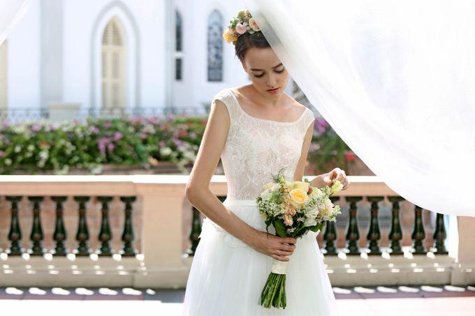 Lookbook: Into The Wild by Z Wedding Design - 007