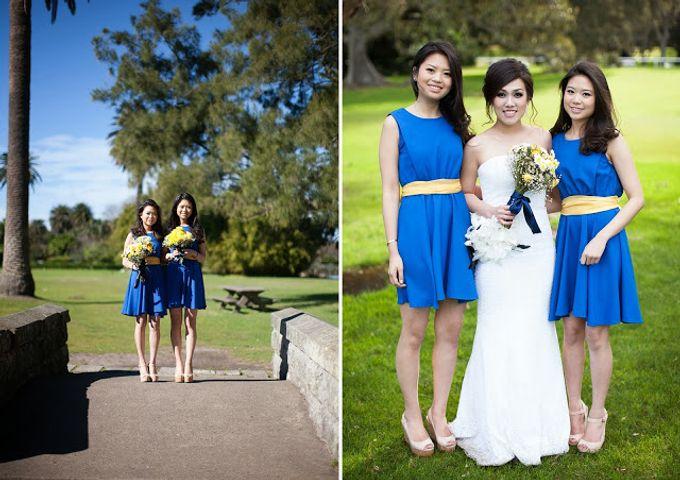 Sunshine outdoor wedding by SS Florist - 007