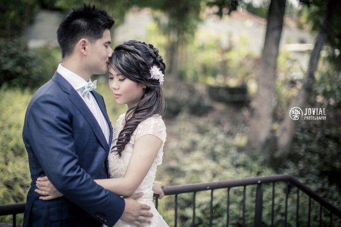 Wedding Actual Day & Pre Wedding by Jovial Photography - 022