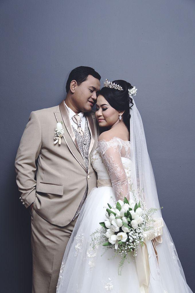 Sintha & Adi Wedding by Glenn Chandra Wedding - 007