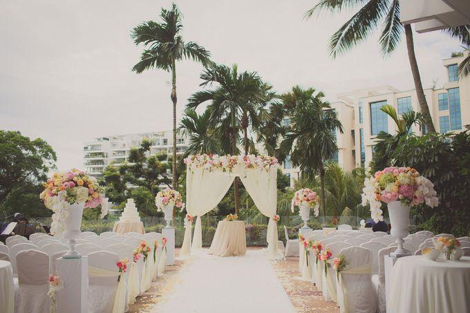 Wedding at Shangrila by Shangri-La Hotel Singapore - 009