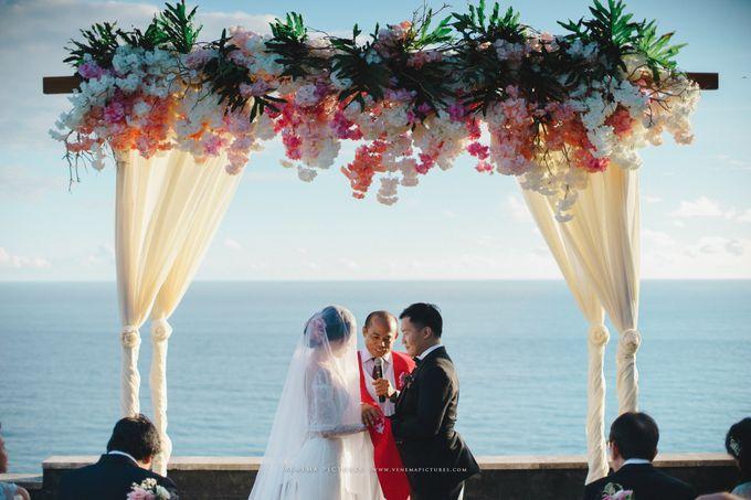 Andre & Cicilia Wedding Day by Venema Pictures - 007