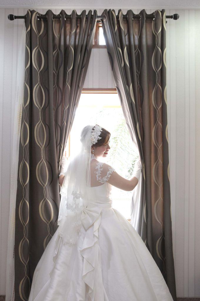 Andy Ria Wedding by Glenn Chandra Wedding - 007
