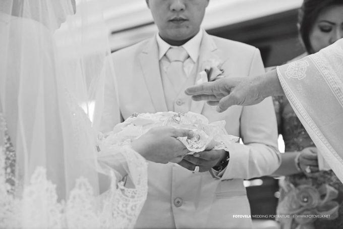 Fendy & Jeany Wedding by fotovela wedding portraiture - 010