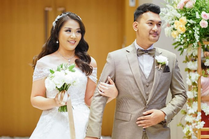 Wedding Of Adi & Pricilia by Ohana Enterprise - 006