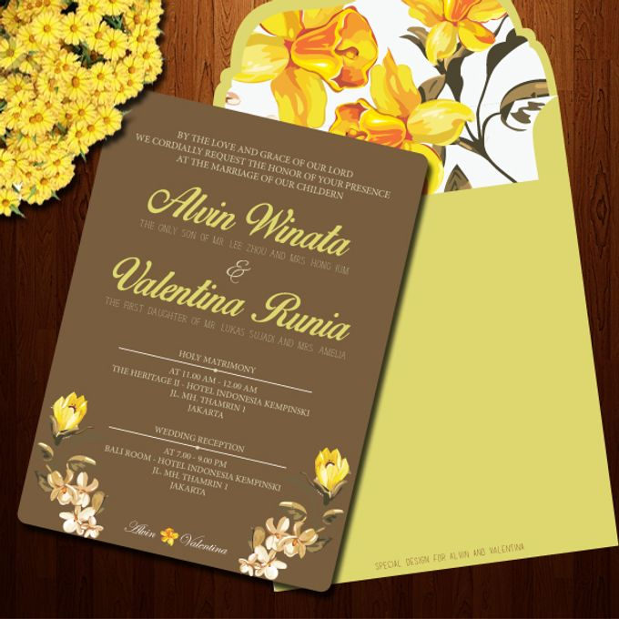 Vintage Invitation by Jolly's Little Dreams - 002