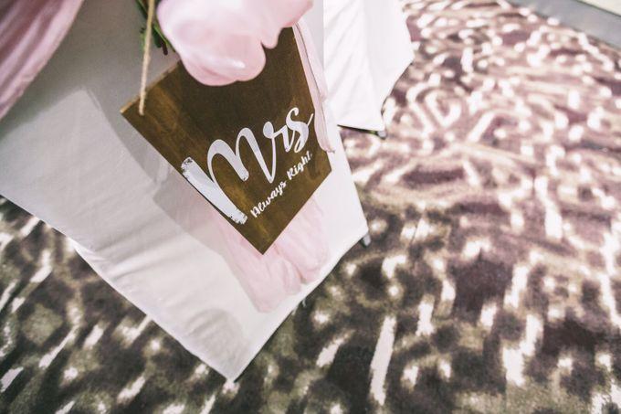 Wedding of Huang & Imelda by Rosette Designs & Co - 013