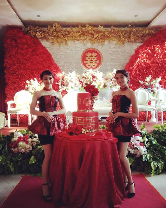 Wedding Marchelle & Lia by Andy Lee Gouw MC - 005