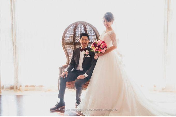 Mr. Erick & Mrs. Decy wedding by Brillington & Brothers - 001