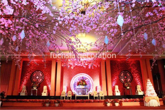 Oriental Wedding by Fuchsia Decoration - 001