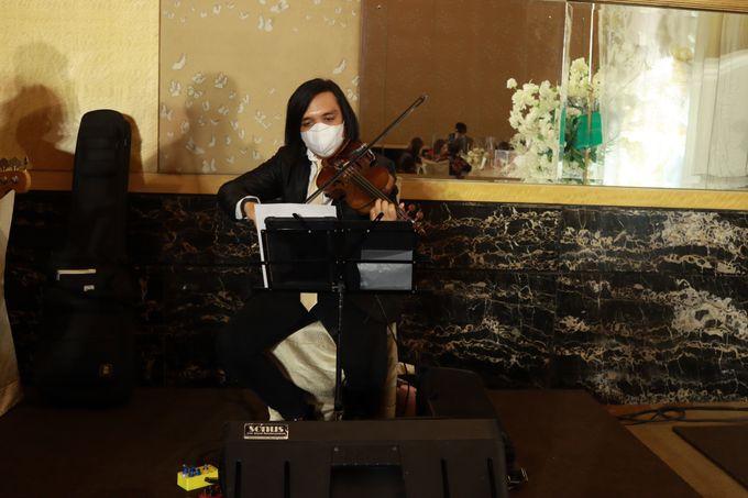 Entertainment Sangjit Hotel Mulia Jakarta by Double V Entertainment by Albert Yanuar - 021