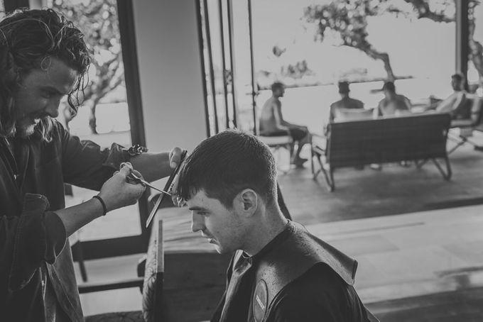 Wedding day of Koby & Shane by Ferry Tjoe Photography - 006