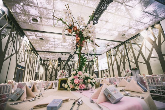 Wedding of Huang & Imelda by Rosette Designs & Co - 011