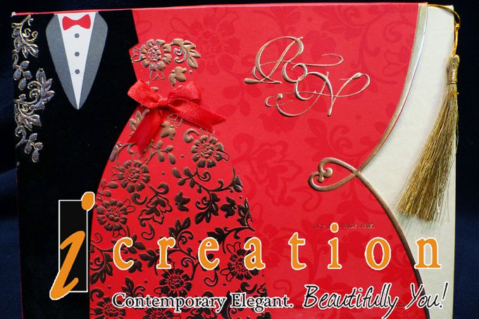 Past Invitation Project by Icreation - 005