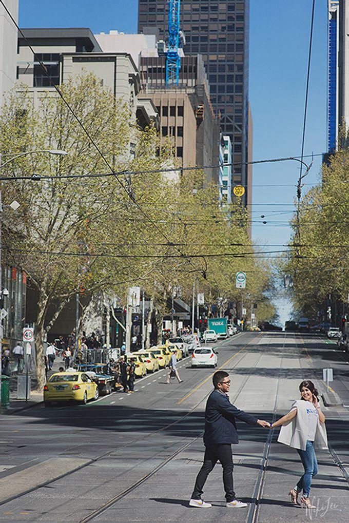 Rendy + Sity: Melbourne, I'm in Love by Wiki Lee - 004