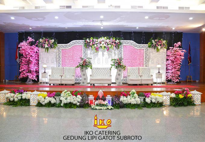 Dekorasi Pelaminan by IKO Catering Service dan Paket Pernikahan - 032