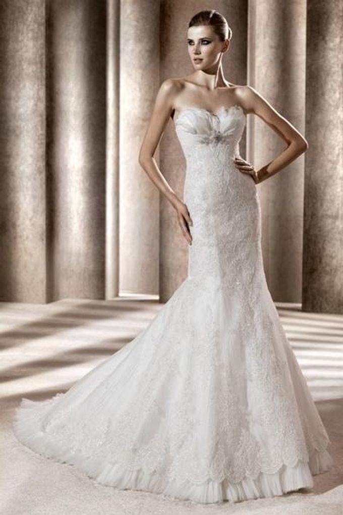 Wedding gown ready stocks by De Reina Bridal - 005