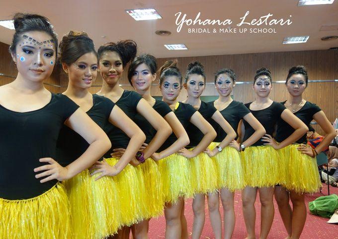 MAKE UP SCHOOL ( terjun lapangan ) by Yohana Lestari Bridal & Make up School - 018