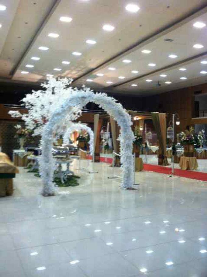 sheilla hazyah wedding day by Link Wedding Planner - 005