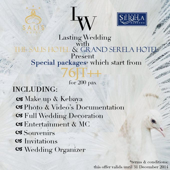 PROMO by Lasting Wedding - 001