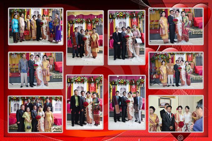Batak Wedding by PotRET Studio Foto - 008