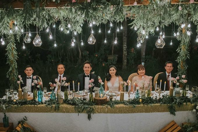 Wedding of Evelyn & Keith by Beyond Decor Company - 045
