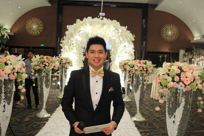 MC Wedding MDC Hall Wisma 76 Jakarta - Anthony Stevven by MDC HALL - 004