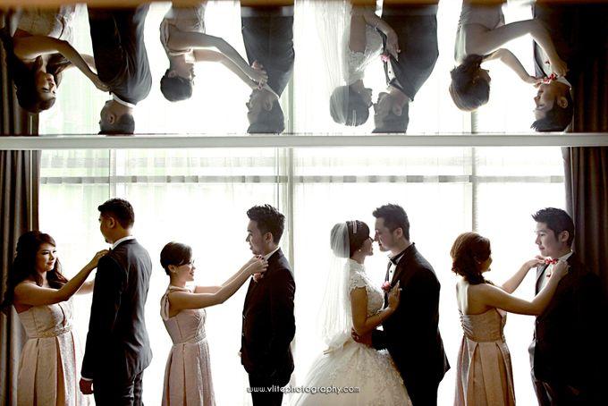 Wedding of Johan & Ervina by V-lite Photography - 005