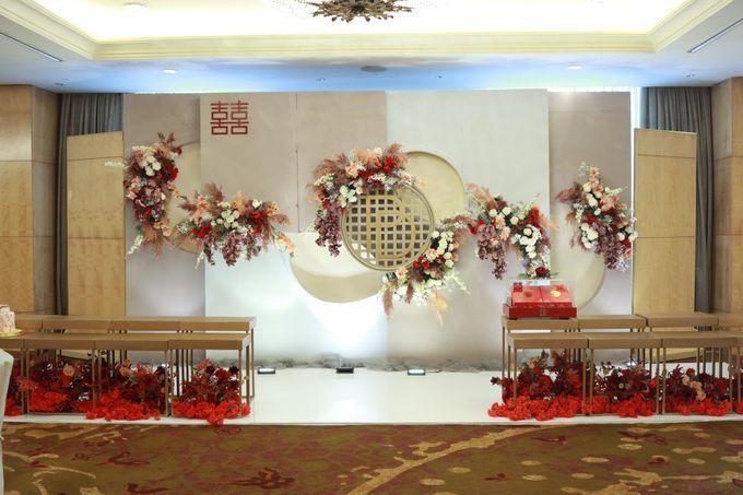 MC Sangjit Hotel Mulia Gerbera Room Jakarta - Anthony Stevven by Anthony Stevven - 001