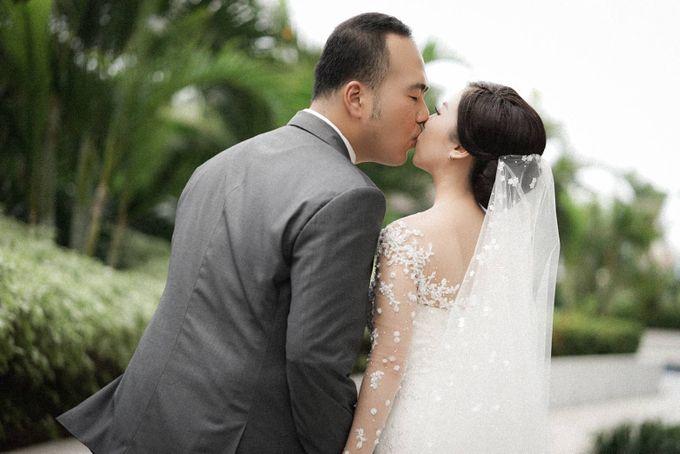 Rudy & Irene Wedding by One Heart Wedding - 027