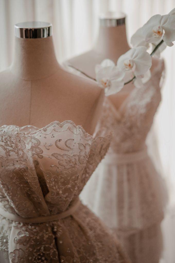 Alvin & Natasha Wedding by Philip Formalwear - 012