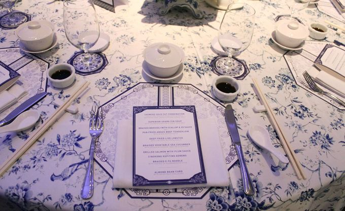 Chinoiserie Wedding by Pea and Pie - 006