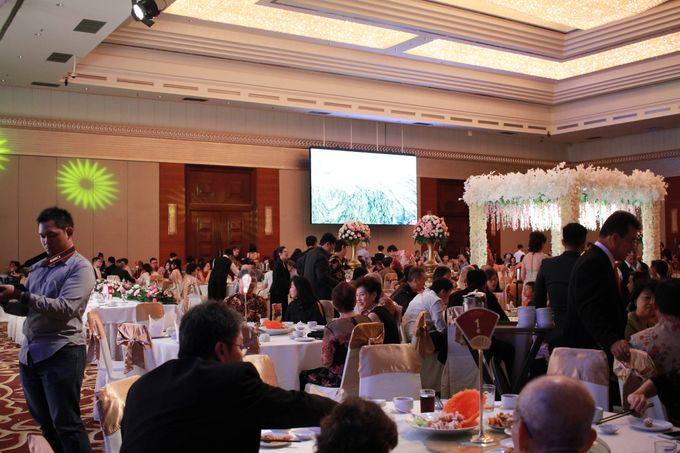 Anthony Stevven MC Wedding SunCity Jakarta by KEYS Entertainment - 006