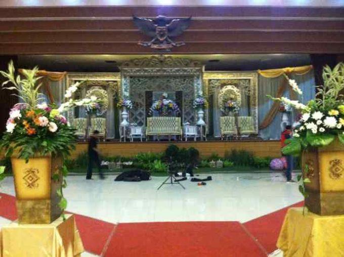 sheilla hazyah wedding day by Link Wedding Planner - 007