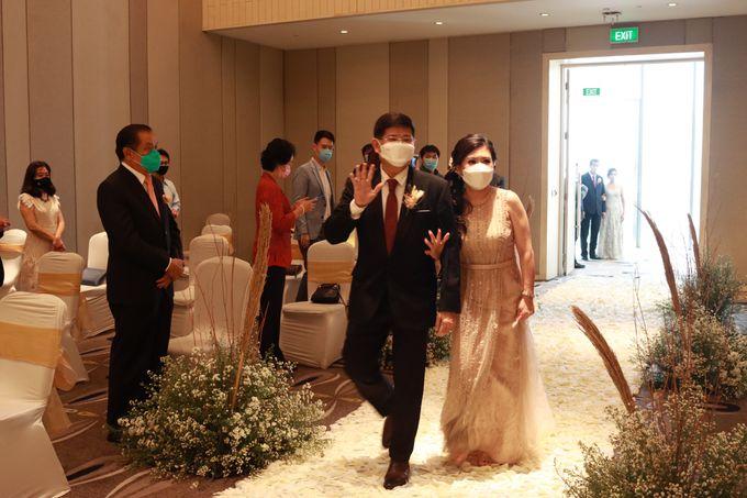 MC Wedding Intimate Double Tree Jakarta by Anthony Stevven by Anthony Stevven - 030