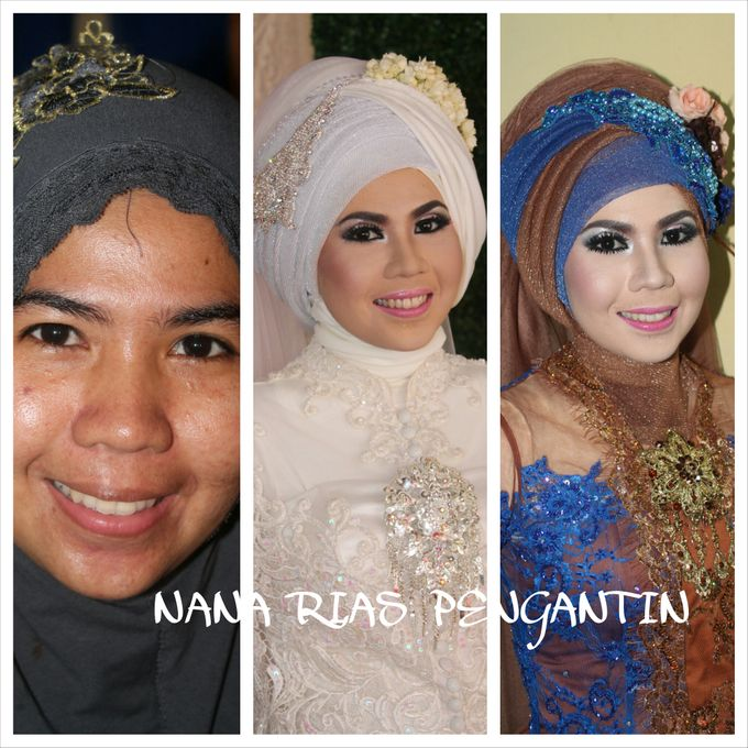 WEDDING - AISYAH/AAN by NANA Rias Pengantin - 002