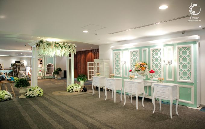 VINTAGE-CHIC by Orchid Florist and Decoration | Bridestory.com