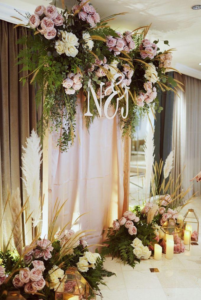 N & J by La Bloom Florist - 004