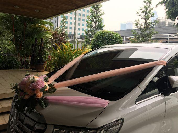 Ecclesia & Ria wedding 2 Nov 2019 by Velvet Car Rental - 005