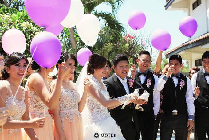 Stephen and Ingrid's Wedding Day by Overdream Production - 011